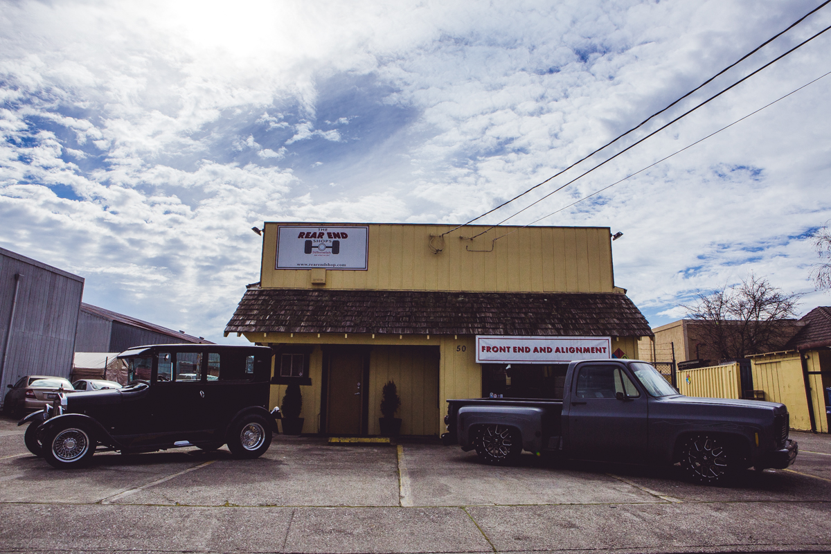 Classic Cars – THE REAR END SHOP